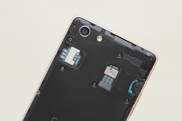 OPPO Neo 7s - Trang bị 2 sim 2 sóng
