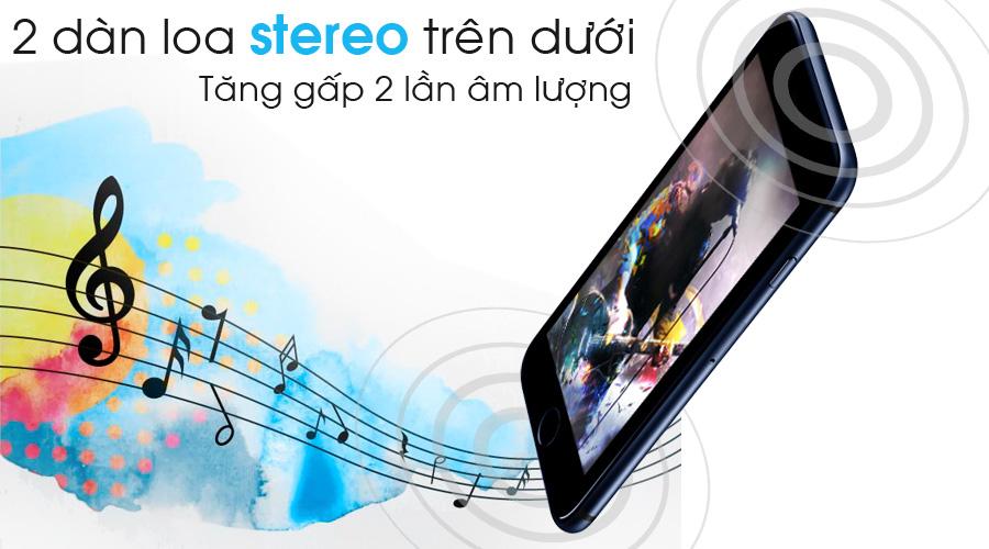 Dàn loa stereo của điện thoại iPhone 7