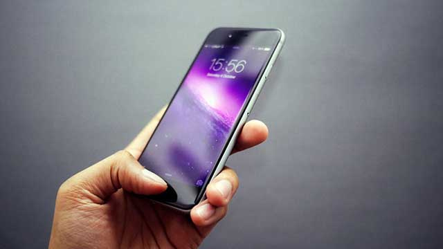 Cảm biến vân tay trên điện thoại iPhone 7