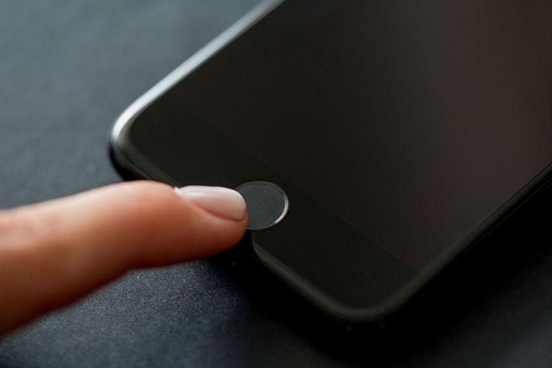 Nút Home cảm ứng thay thế nút Home vật lý - iPhone 7 Plus