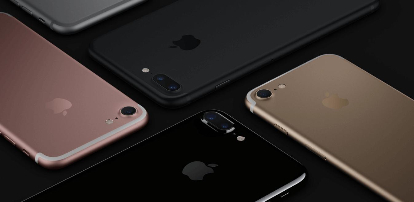 iPhone 7 Plus thiết kế chuẩn mực