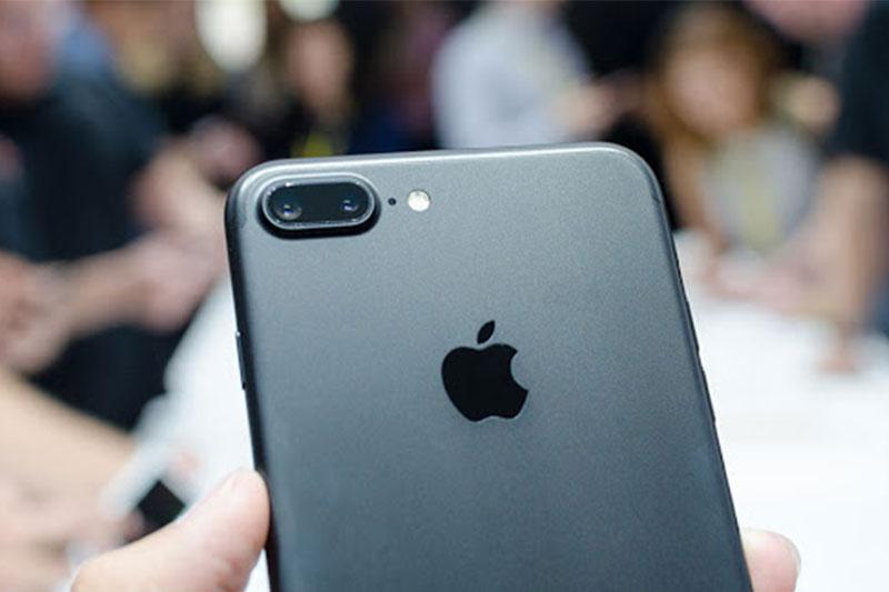 Thiết kế camera kép - iPhone 7 Plus
