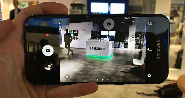 Samsung Galaxy A7 (2017) – Mạnh mẽ hơn, đậm đà hơn