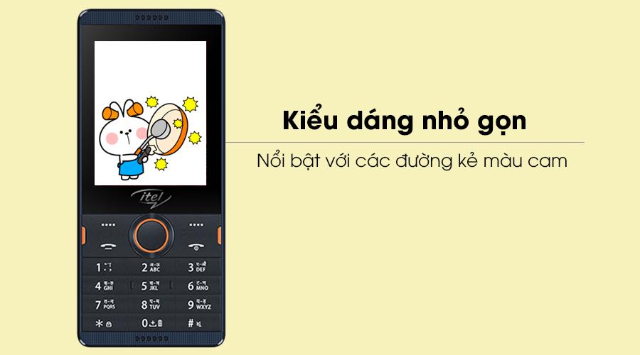So sánh chi tiết Điện thoại Itel it5020 với Itel it2180