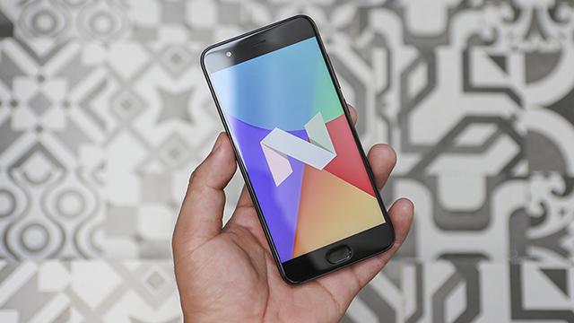 Máy chạy trên nền tảng Android 7.1