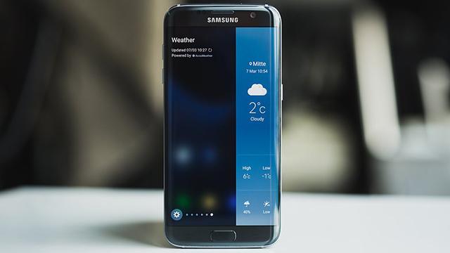Samsung S7 Edge Black - Cấu hình chi tiết | Thegioididong com