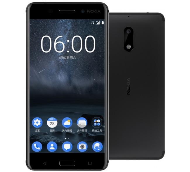 Nokia 6 - Dung lượng pin lớn