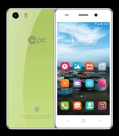 Điện thoại Epic X5