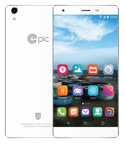 Điện thoại Epic X7
