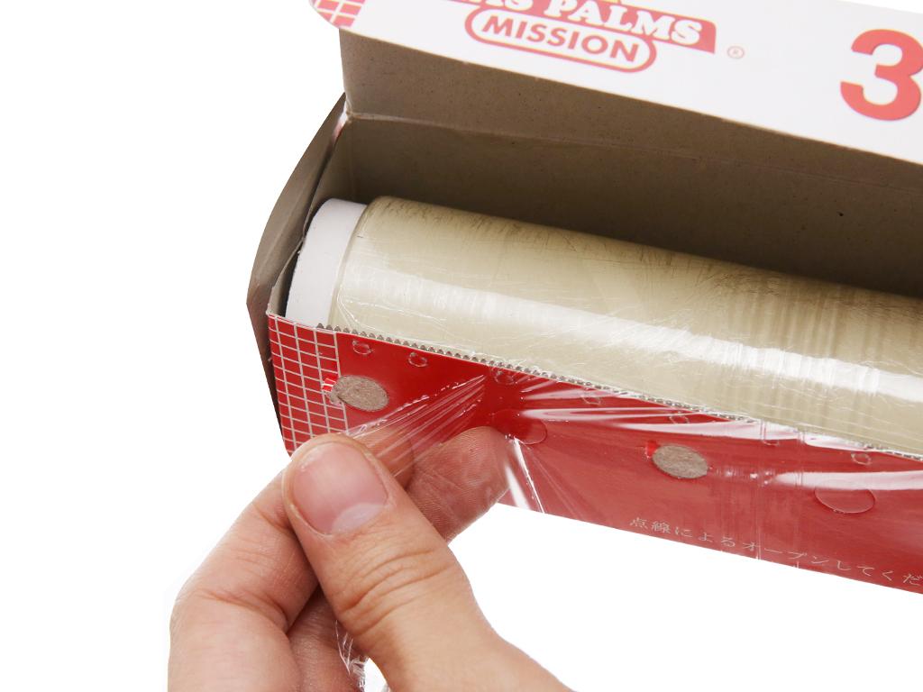 Màng bọc thực phẩm Nhựa PVC Las Palms 35m 4