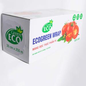 Màng bọc thực phẩm Nhựa PE Green Eco 250m