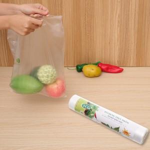 Túi đựng thực phẩm tự huỷ sinh học Green Eco 30 x 40cm (200 túi)