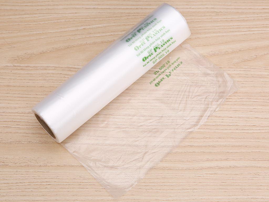 Túi đựng thực phẩm Green Eco 17 x 28cm (100 túi) 2