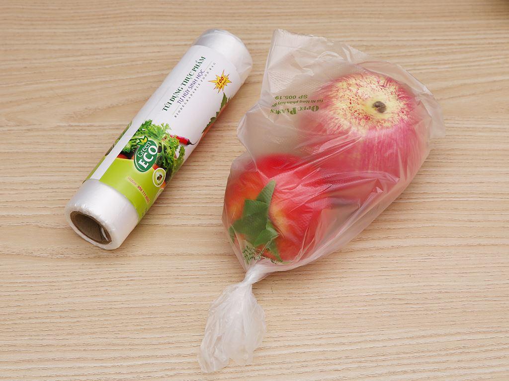 Túi đựng thực phẩm Green Eco 17 x 28cm (100 túi) 4