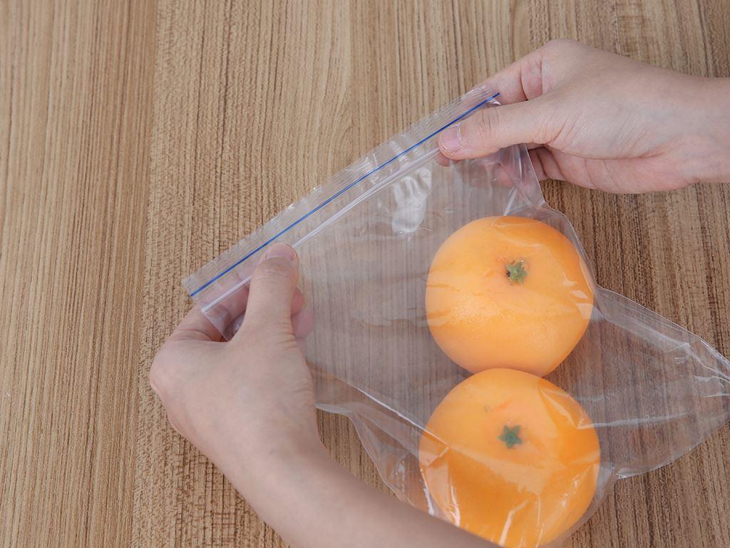 Túi zipper tự hủy sinh học Green Eco 18 x 21cm (30 túi) 5