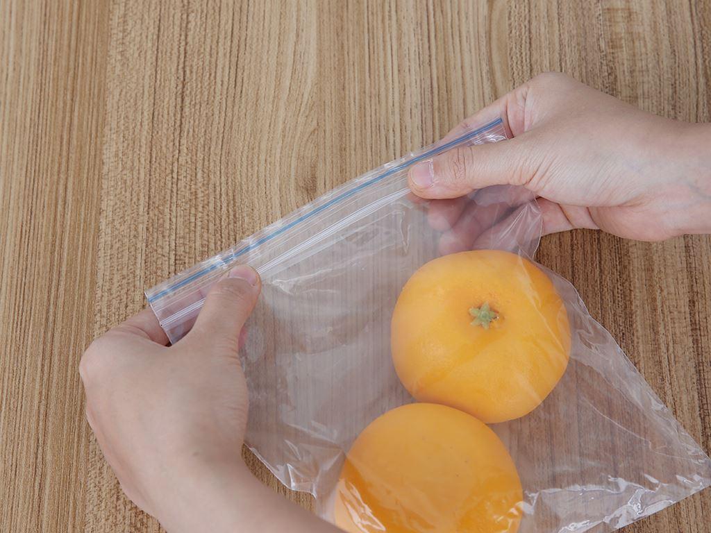 Túi zipper bảo quản thực phẩm Kokusai 18 x 21cm (30 túi) 5