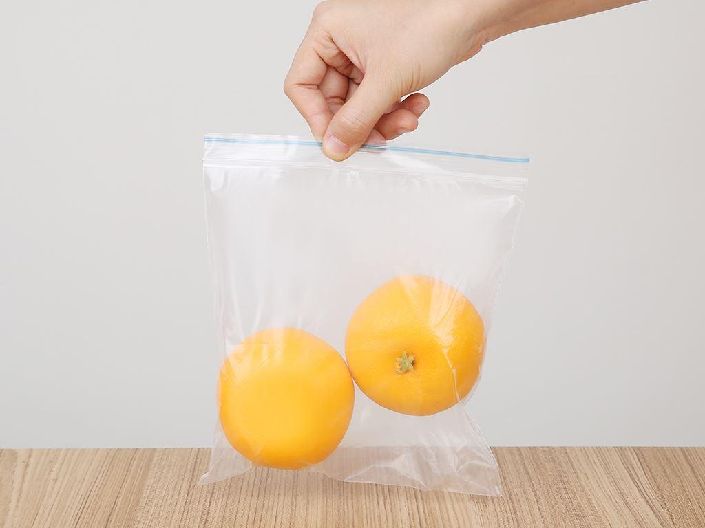 Túi zipper bảo quản thực phẩm Kokusai 18 x 21cm (30 túi) 6
