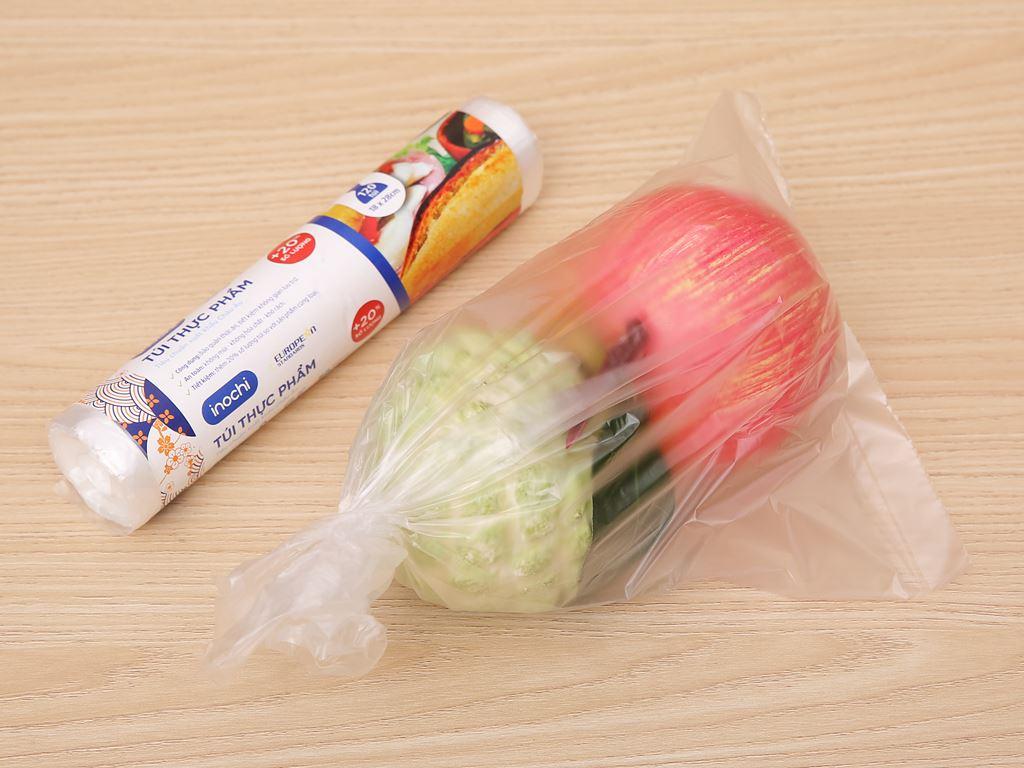Túi đựng thực phẩm Inochi 18 x 28cm 4