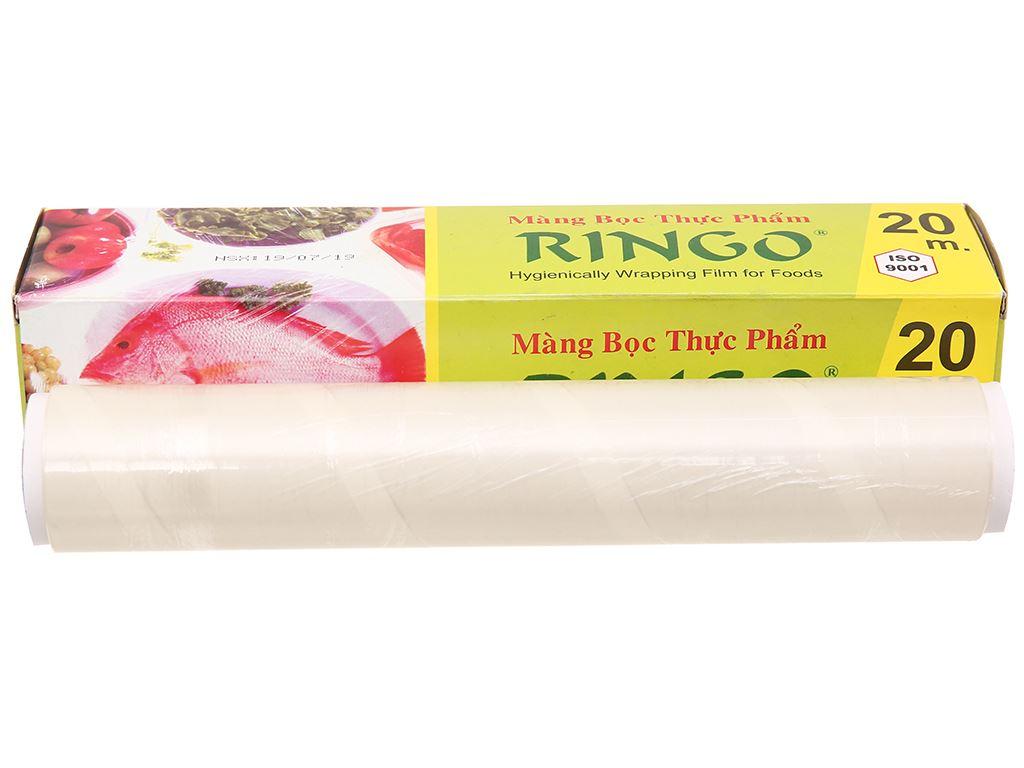 Màng bọc thực phẩm Ringo 20cm x 20m 1