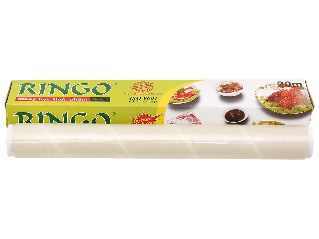 Màng bọc thực phẩm Ringo 30cm x 20m 1