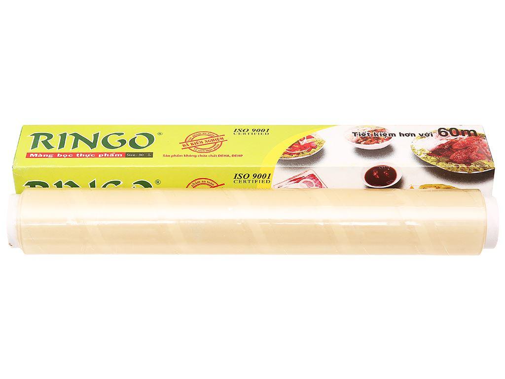 Màng bọc thực phẩm Ringo 30cm x 60m 1