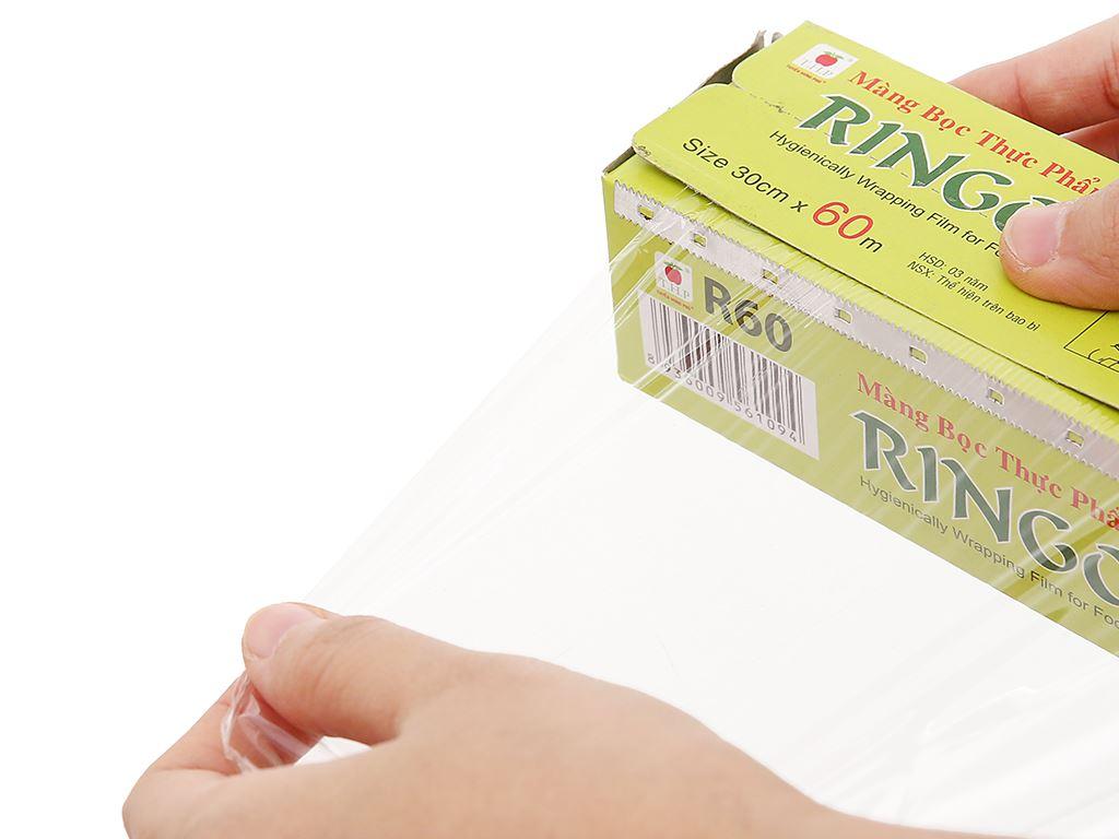 Màng bọc thực phẩm Ringo 30cm x 60m 2