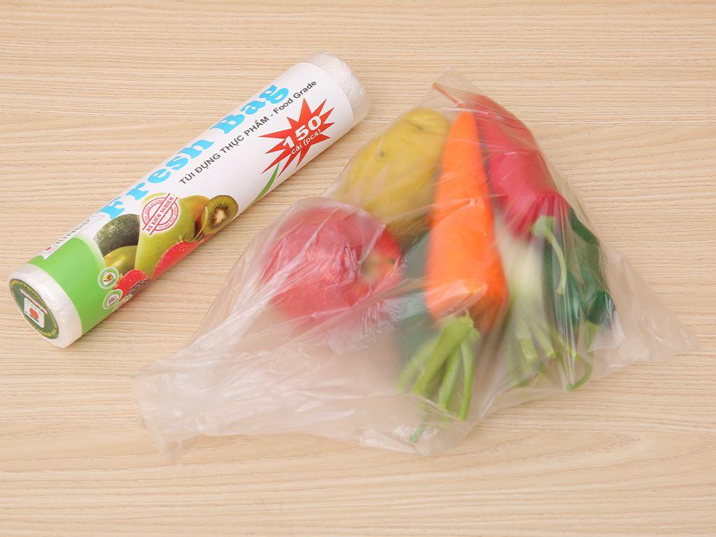 Túi đựng thực phẩm Ringo 25 x 35cm (150 túi) 4