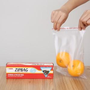 Túi zipper đựng thực phẩm Ringo 17.5 x 20cm (25 túi)