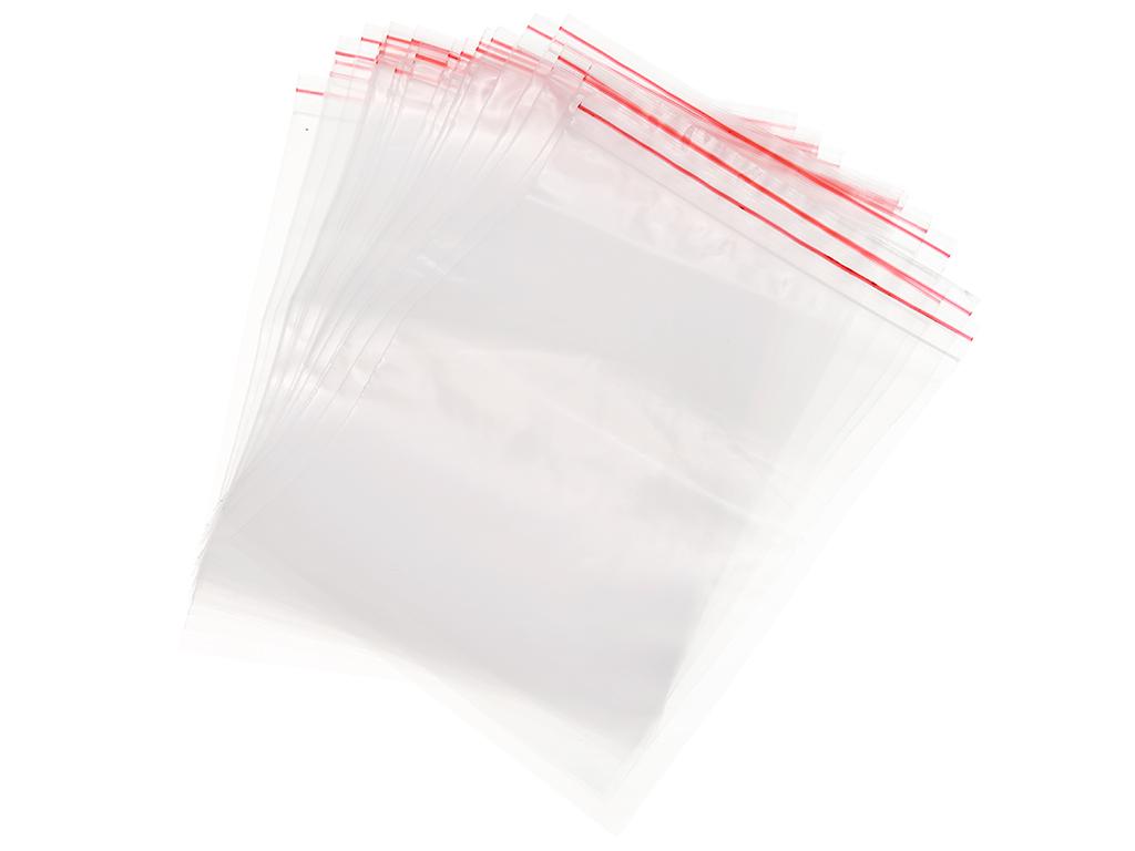 Túi zipper đựng thực phẩm Ringo 17.5 x 20cm (25 túi) 2