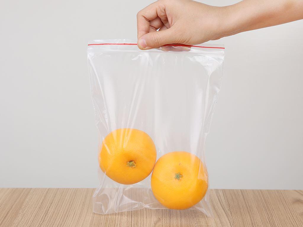 Túi zipper đựng thực phẩm Ringo 17.5 x 20cm (25 túi) 6