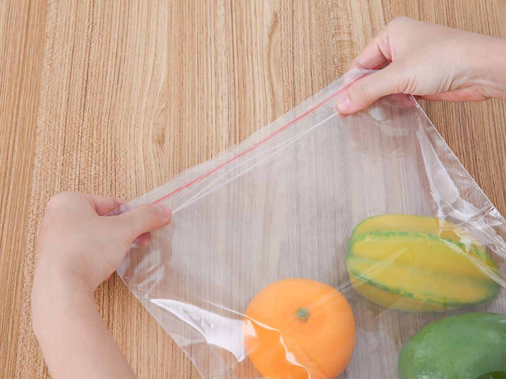 Túi zipper đựng thực phẩm Ringo 25.6 x 28cm (20 túi) 5