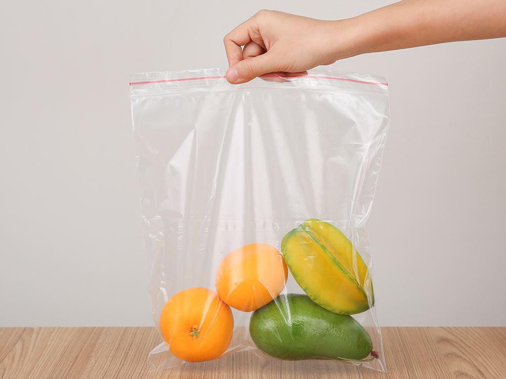 Túi zipper đựng thực phẩm Ringo 25.6 x 28cm (20 túi) 6