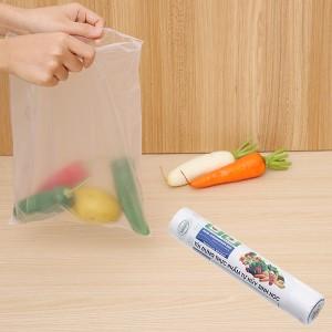 Túi đựng thực phẩm tự huỷ sinh học Eufood 25 x 35cm (100 túi)