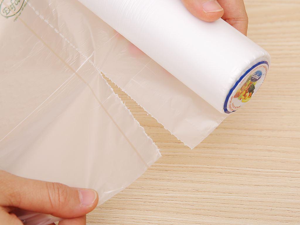 Túi đựng thực phẩm tự huỷ sinh học Eufood 20 x 30cm (100 túi) 3