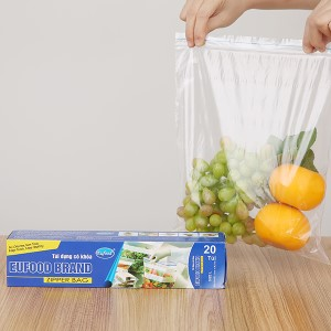 Túi đựng có khoá Eufood 26.5 x 31cm (20 túi)