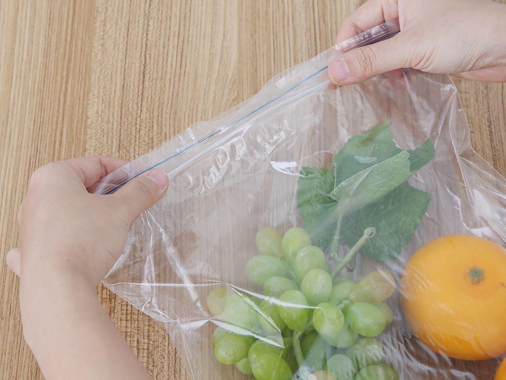 Túi đựng có khoá Eufood 26.5 x 31cm (20 túi) 5