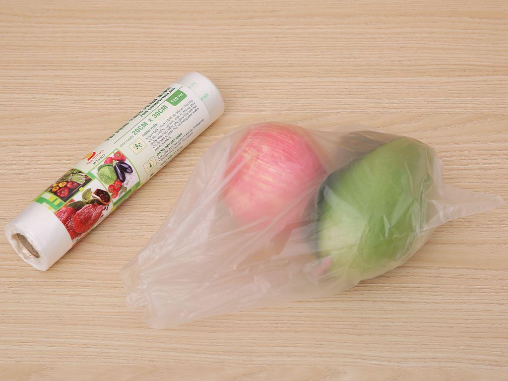 Túi đựng thực phẩm Nam Thái Sơn 20cm x 30cm 4