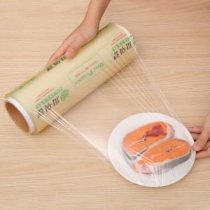 Màng bọc thực phẩm tự huỷ sinh học PVC Green Eco 30cm x 300m