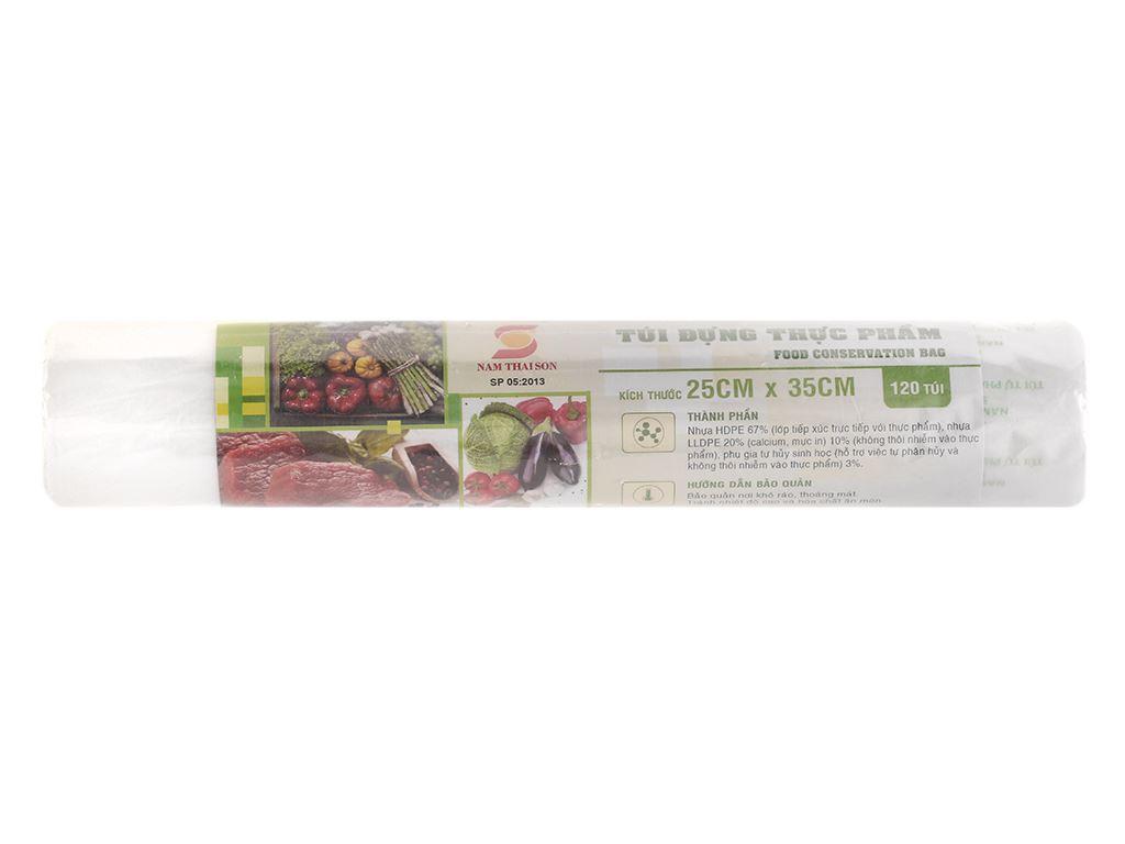 Túi đựng thực phẩm Nam Thái Sơn 25 x 35cm (120 túi) 1