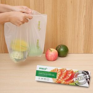 Túi đựng thực phẩm vi sinh Aneco 20 x 35cm (50 túi)