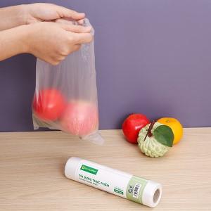 Túi đựng thực phẩm tự hủy sinh học Bách hóa XANH 20 x 30 cm (120 túi)