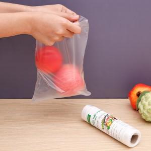 Túi đựng thực phẩm tự hủy sinh học Bách hóa XANH 17 x 25 cm (120 túi)