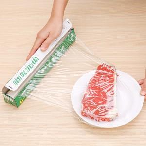 Màng bọc thực phẩm PVC Bách hóa XANH 30cm x 30m