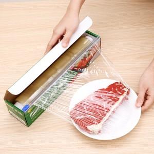 Màng bọc thực phẩm PVC Bách hóa XANH 30cm x 150m