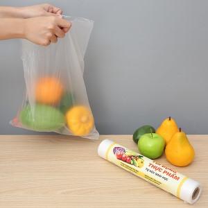 Túi đựng thực phẩm tự hủy sinh học Bách hóa XANH 30 x 40cm (150 túi)