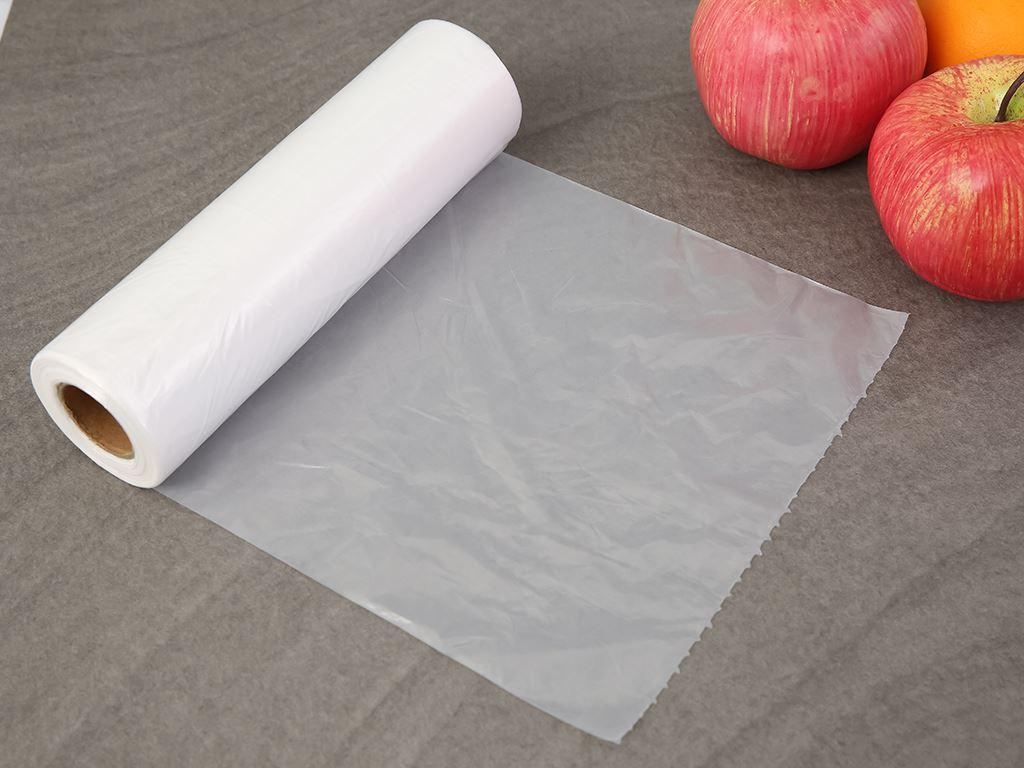 Túi đựng thực phẩm tự hủy sinh học HDPE Bách hóa XANH 20 x 30cm (200 túi) 2
