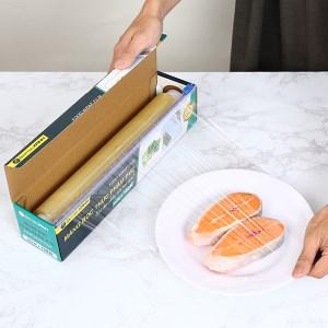 Màng bọc thực phẩm cao cấp PVC Bách hóa XANH 30cm x 150cm