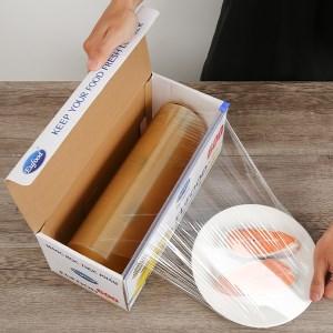Màng bọc thực phẩm PVC Eufood 30cm x 500m