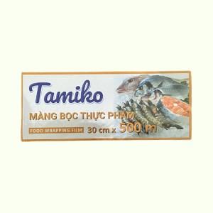Màng bọc thực phẩm Tamiko 30cm x 500m