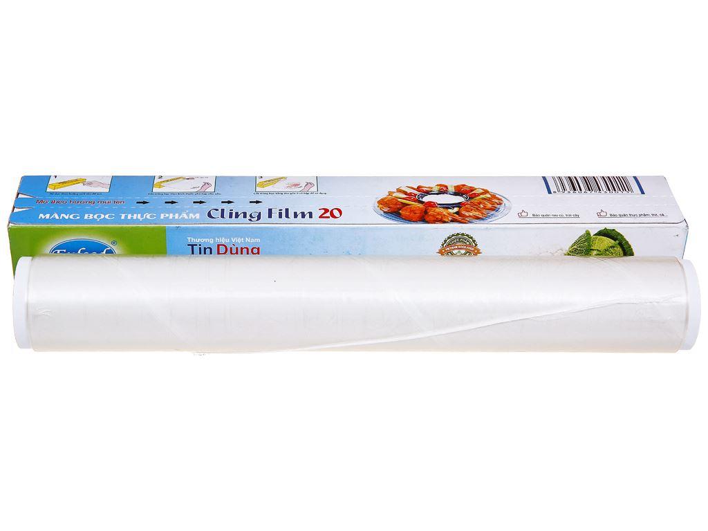 Màng bọc thực phẩm PVC Eufood Cling Film 30cm x 20m 1